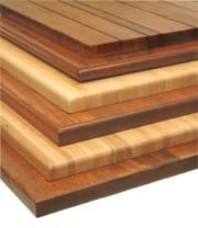 Estantes bricolaje casa - Tablero de madera maciza ...