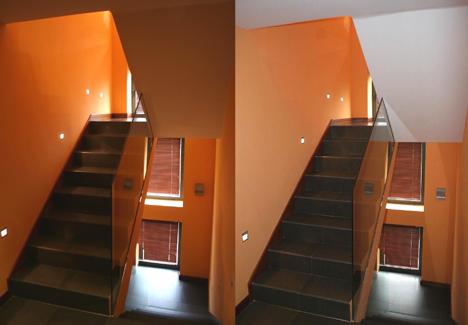 Iluminacion de escaleras bricolaje casa - Iluminacion de escaleras ...