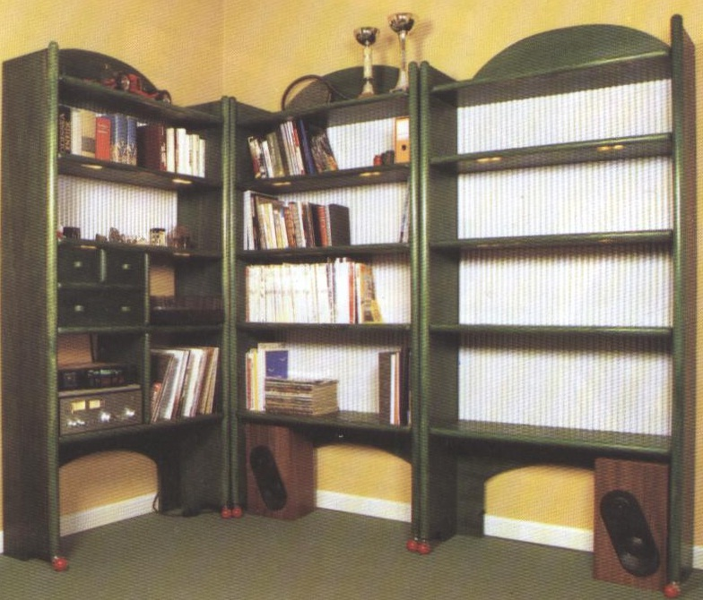 Estantes para libros bricolaje casa Estanterias para libros