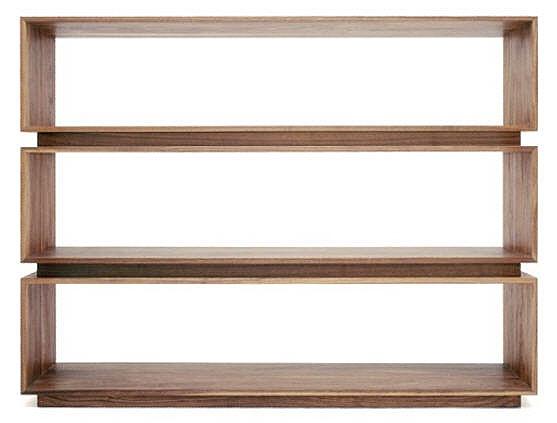 Estante de madera bricolaje casa - Estantes de madera para pared ...