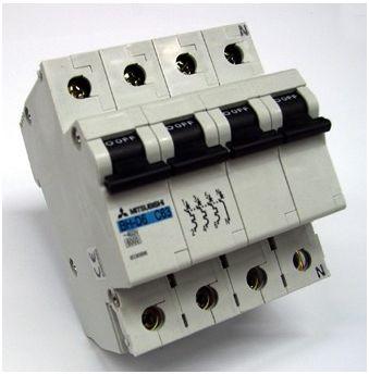 Interruptores magnetot rmicos bricolaje casa - Interruptor general automatico ...