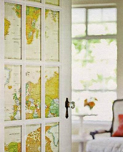 Pintar puertas con cuarterones bricolaje casa for Como empapelar puertas
