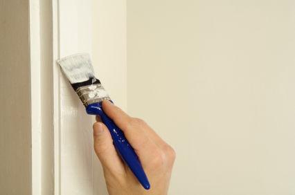 Pintar puertas en blanco bricolaje casa - Pintar puertas de blanco en casa ...