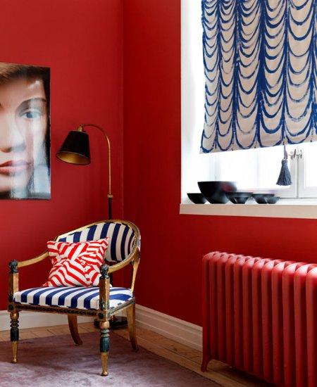 Colores fuertes para el hogar bricolaje casa for Colores fuertes para exteriores