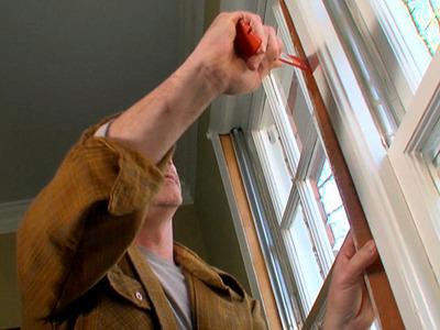 Ventanas en madera bricolaje casa for Pintar ventanas de madera exterior