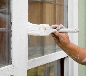 Marcos puertas bricolaje casa for Pintar marcos de puertas