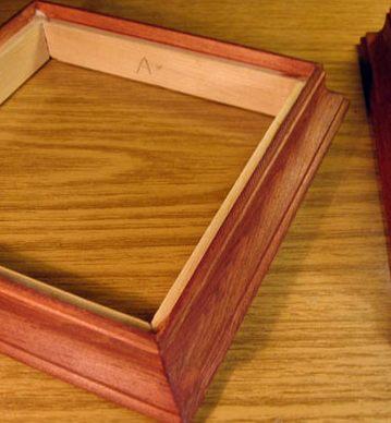 marcos de cuadros de madera | Bricolaje casa