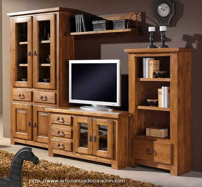 Mueble madera bricolaje casa - Lacar un mueble de madera ...