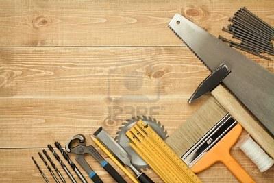 Herramientas para trabajar madera bricolaje casa for Casas de madera para guardar herramientas