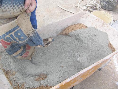 Hacer cemento bricolaje casa - Como hacer un piso de hormigon ...