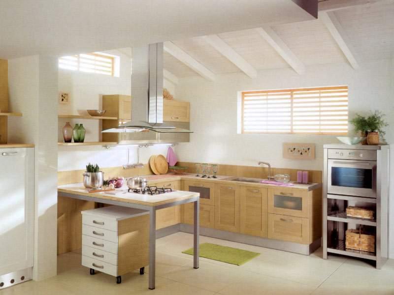 Decoracion de cocinas chicas bricolaje casa Modelos de decoracion de cocinas