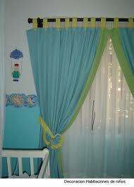 Decoracion en interiores bricolaje casa page 2 - Cortinas para habitaciones de bebes ...