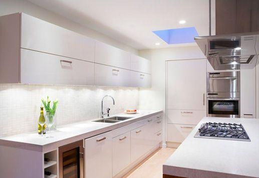 Algunas ideas para conseguir mas iluminacion en el hogar bricolaje casa - Iluminacion cocina fluorescente ...