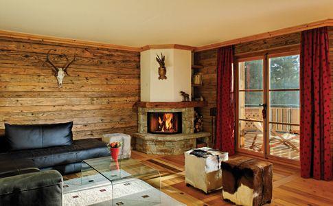 Chimeneas rusticas bricolaje casa - La casa de la chimenea ...